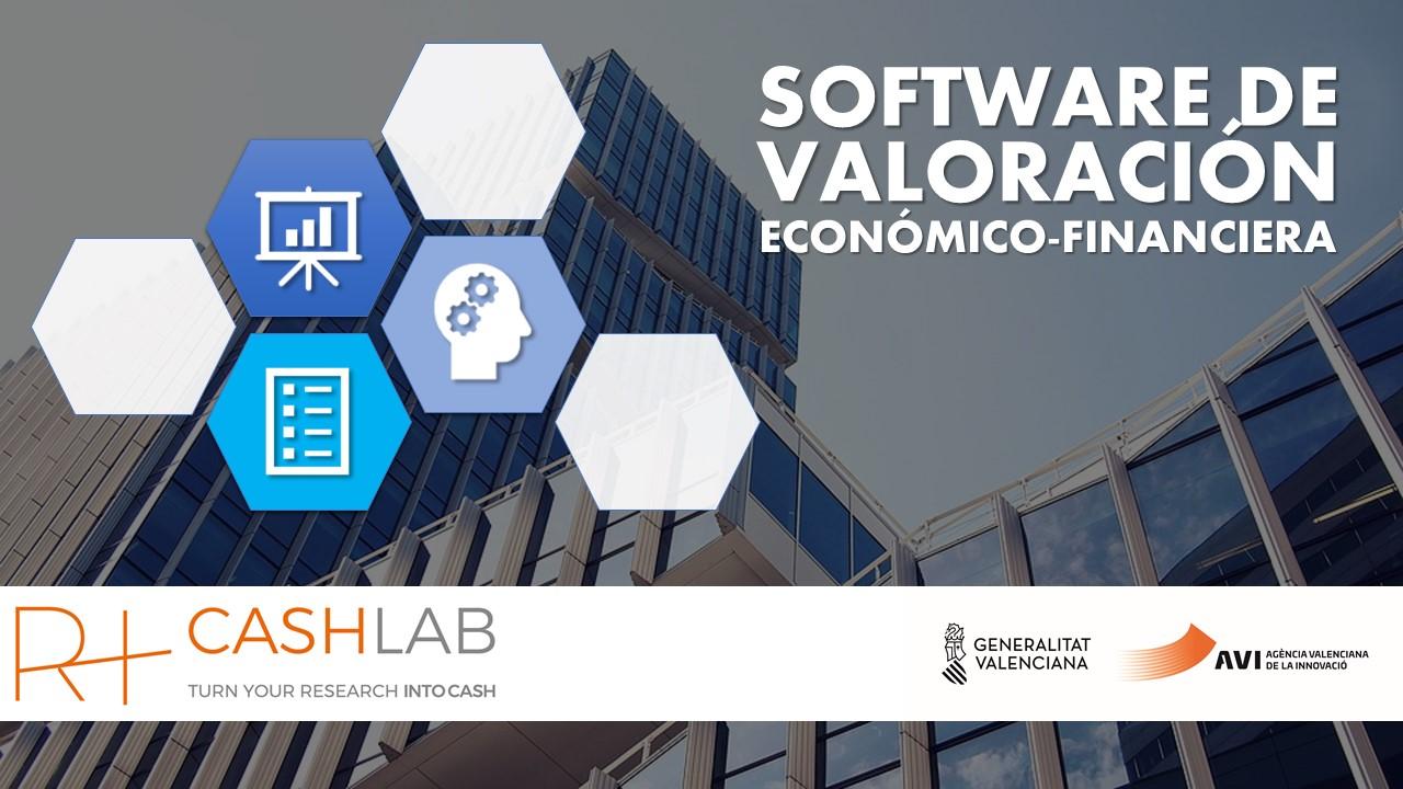 Nuevo Software R+ Cash