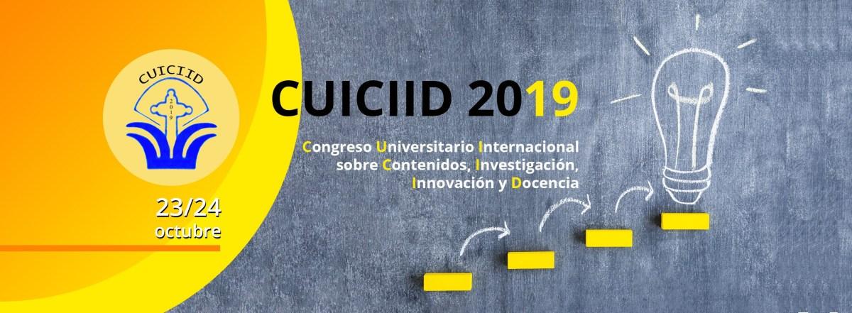 R+Cash Lab participa por primera vez en el Congreso CUICIID 2019
