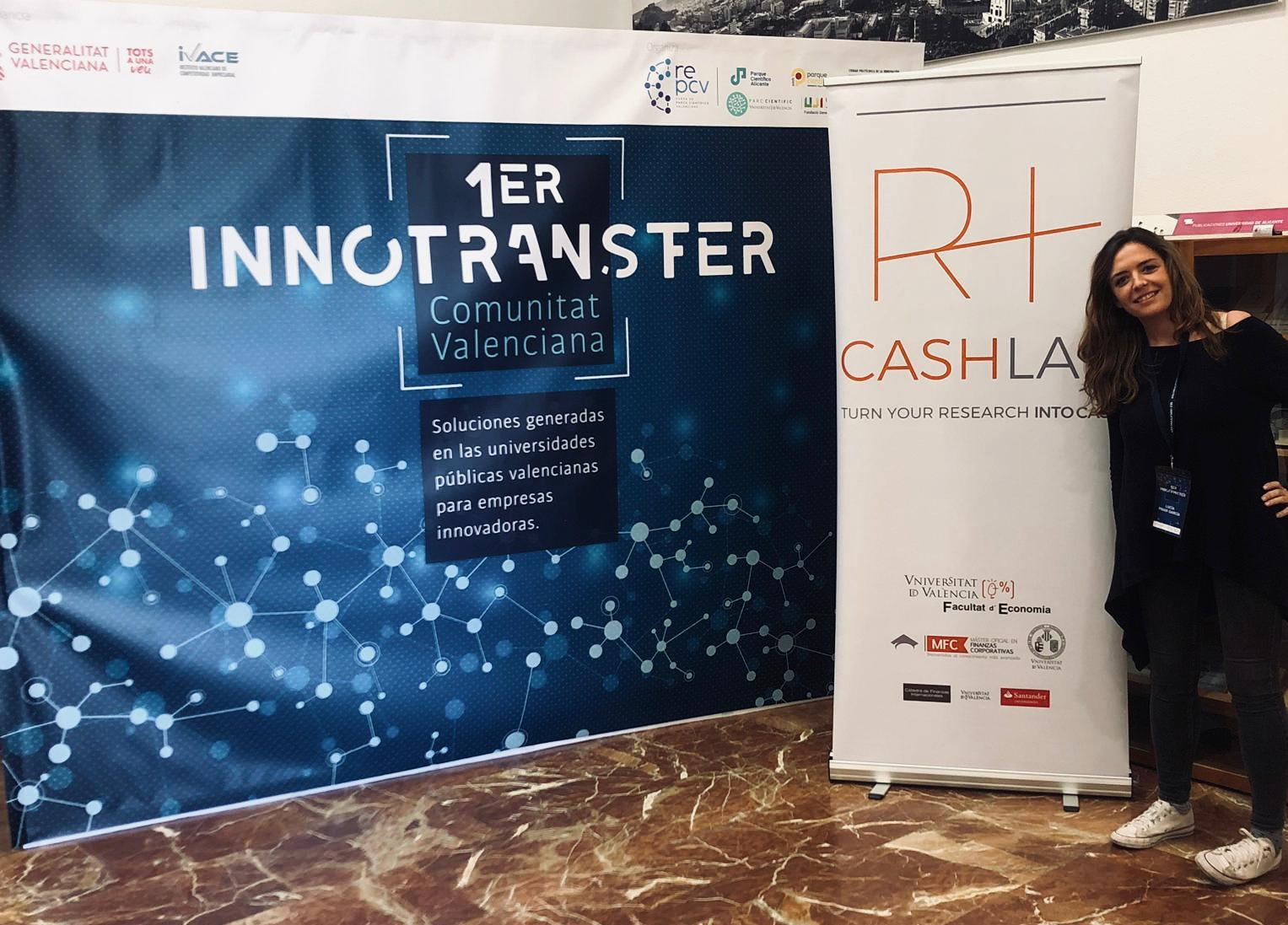 R+Cash Lab participa en INNOTRANSFER 2019